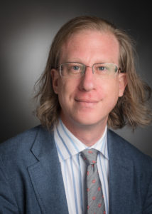 Nathaniel Treister, DMD, DMSc Headshot