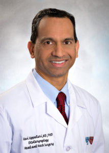 Ravindra Uppaluri, MD, PhD Headshot