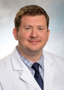 Matthew Ingham, MD, Headshot