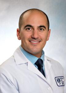 Matthew Mossanen, MD, MPH, Headshot