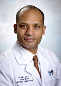 Ali Salim, MD, FACS Headshot