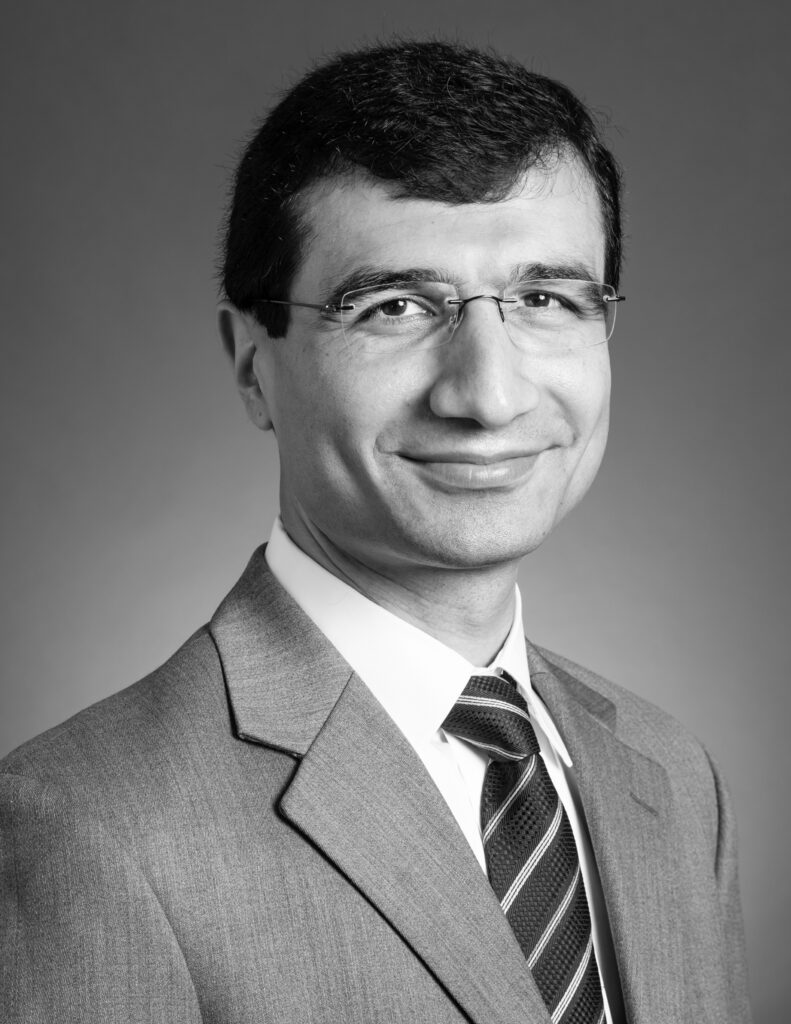 Hassan Khalil, MD headshot.